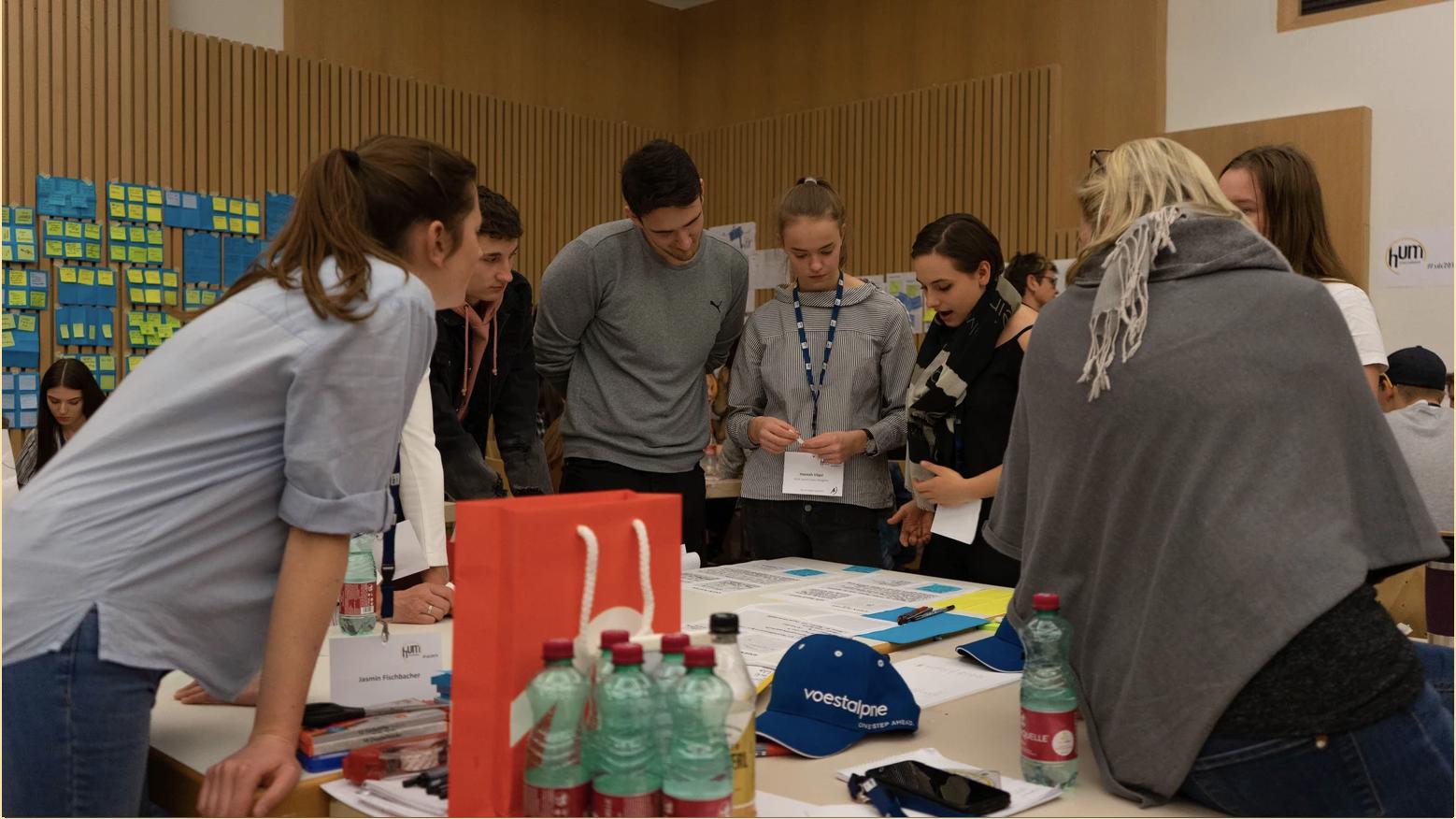 service design challenge Linz