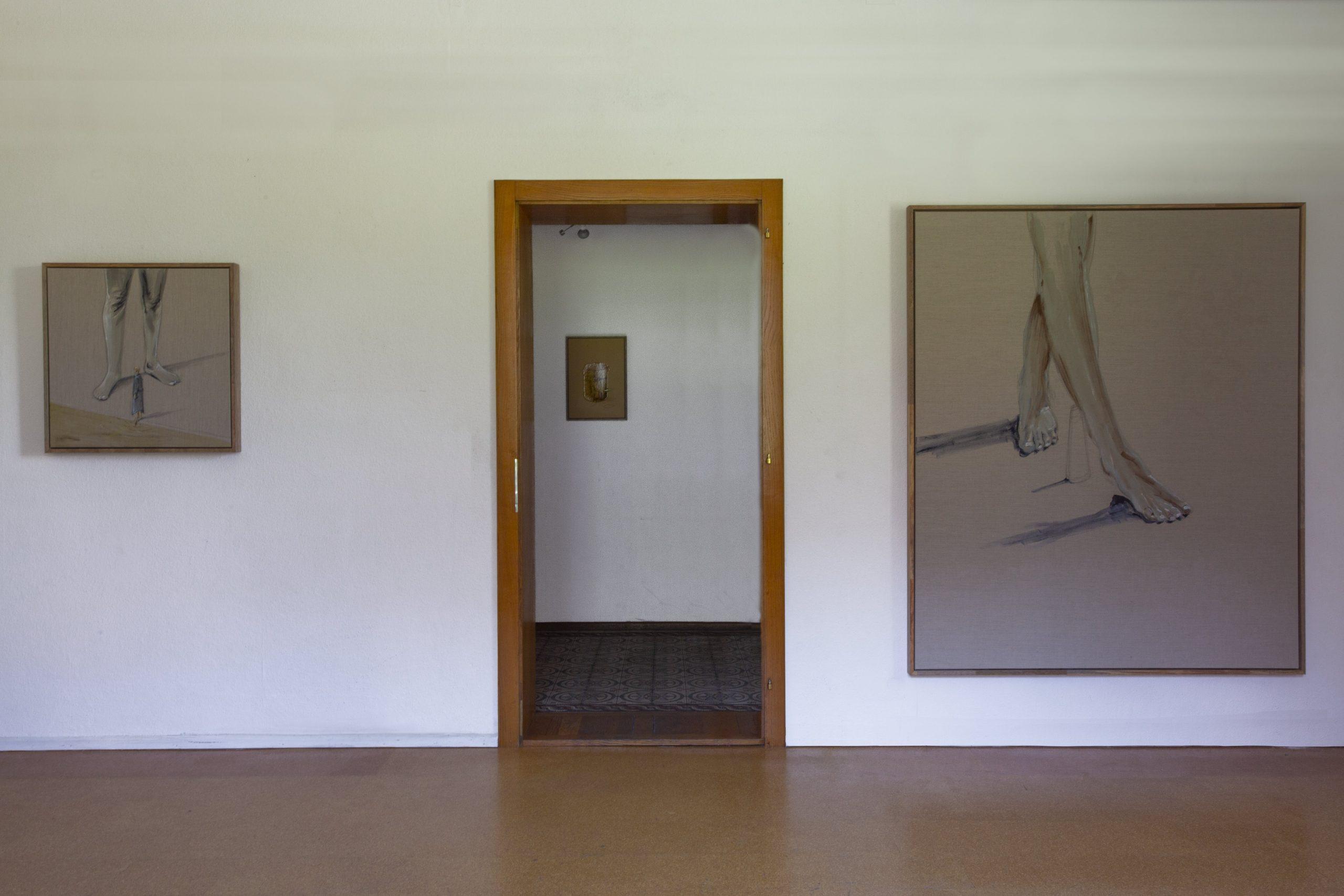 unablässiges Fragen zur Dichte, Marco Spitzar, Lorünser Villa