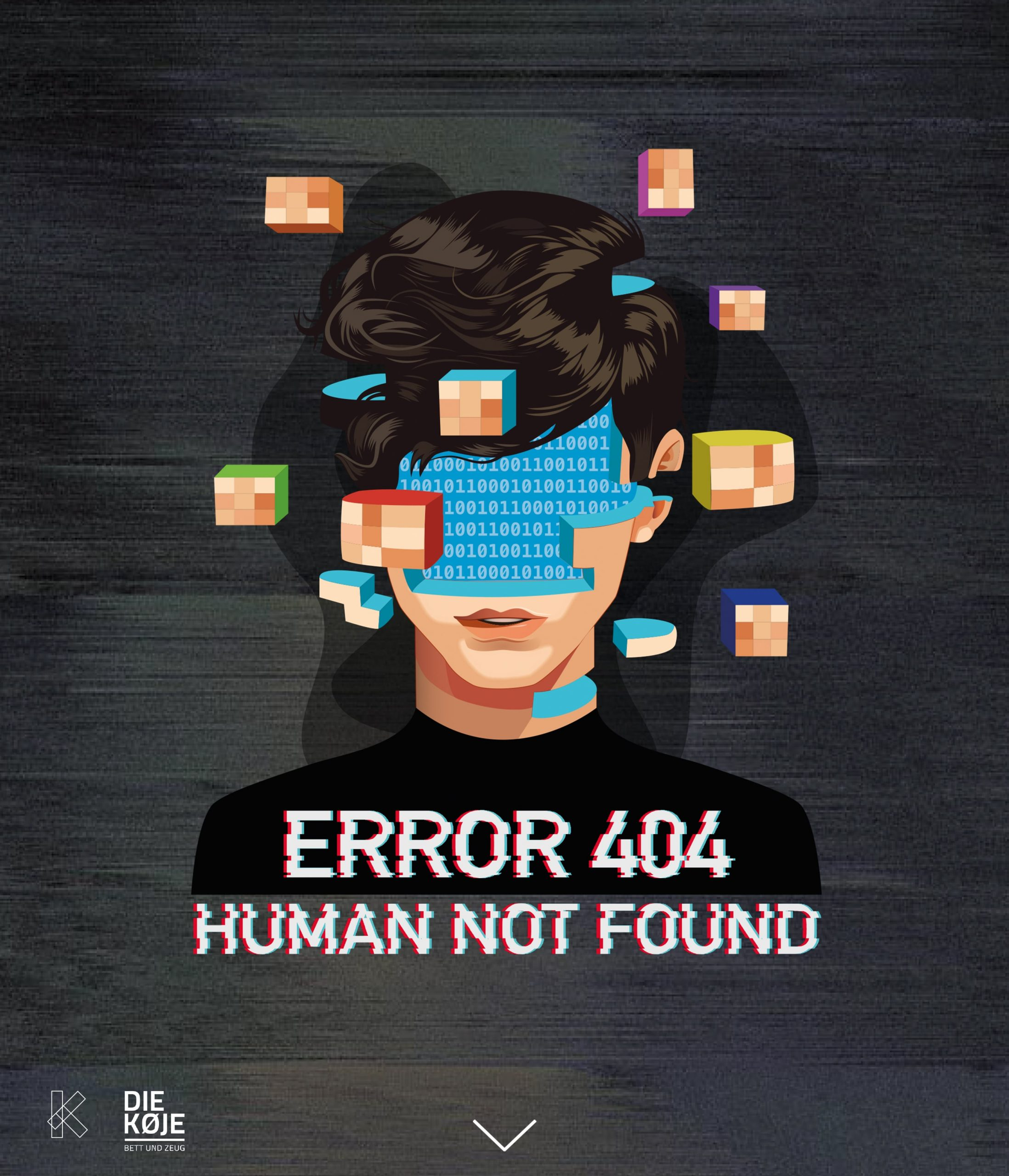 404 - Human not found